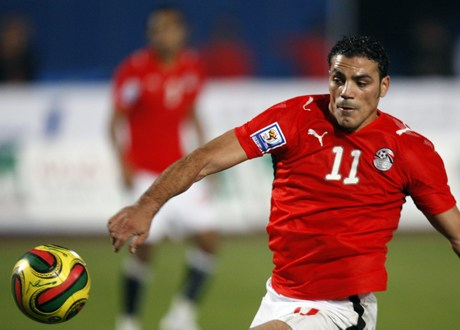 Amr Zaki,Egyptian Player,Zamalek,Striker