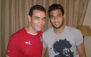 Ahmed El Shennawy   u23 Goalkeeper