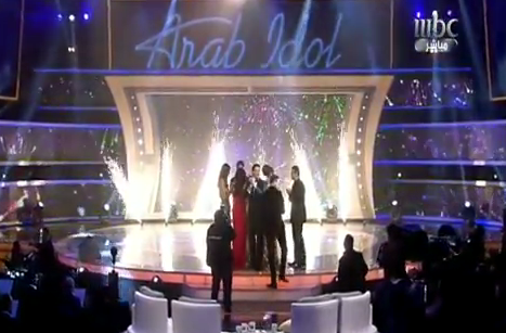 Arab Idol winner 2012