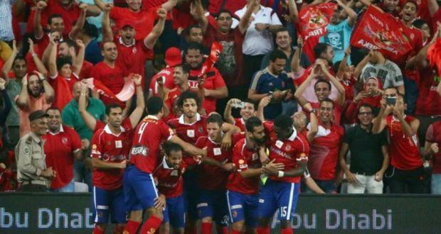 Al Ahly Super Cup Champions 2015
