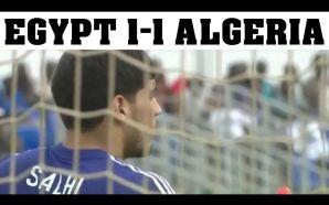 Egypt v Algeria