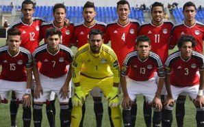 Egypt u23 football team 2015