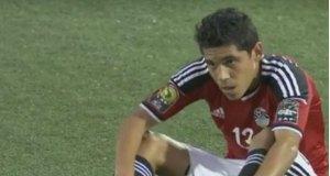 Egypt U23 lost