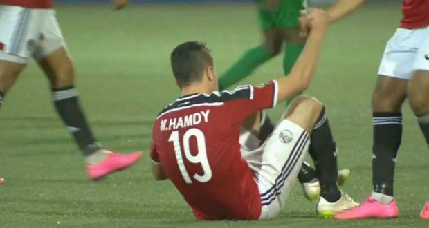 M Hamdy Egypt U23