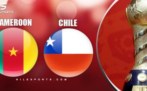 LIVE: Cameroon v Chile | Confederations Cup 2017