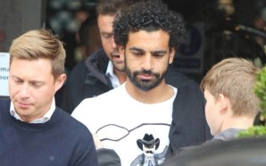 VIDEO: Liverpool's New Mohamed Salah Chant