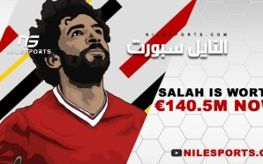 Mohamed Salah is Worth €140.5m NOW