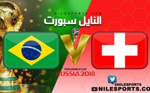 LIVE: Brazil vs Switzerland | World Cup | June 17…