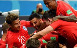 Kane the hero takes England past Tunisia | ENG 2-1…
