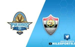 EGYPTIAN LEAGUE LIVE: Pyramids FC v El Entag & Smouha…