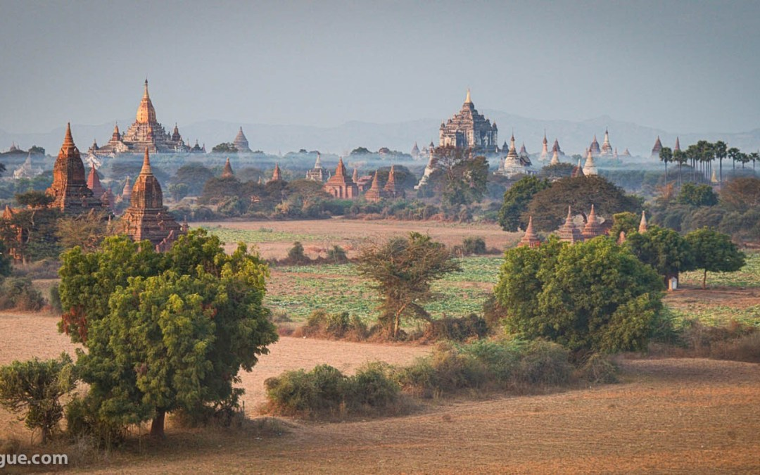 Photos: Bagan, Myanmar