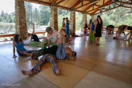 Northern California Dance Camp Summer 2017