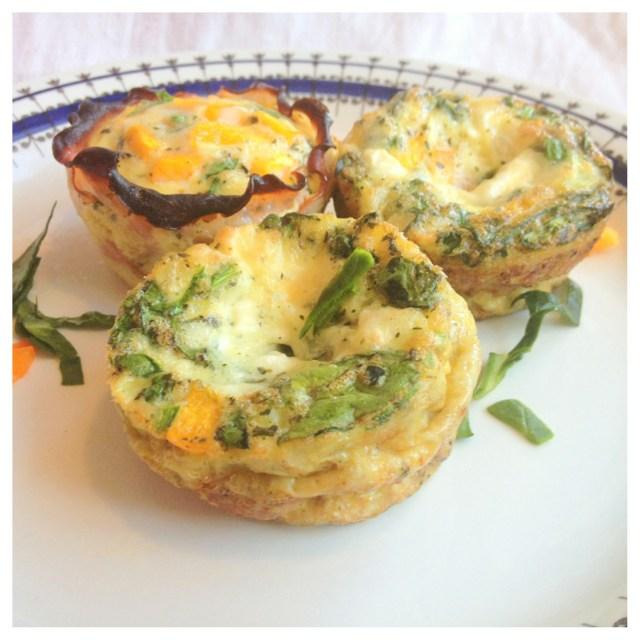 Frittata-muffins (gluten & mjölkfria)
