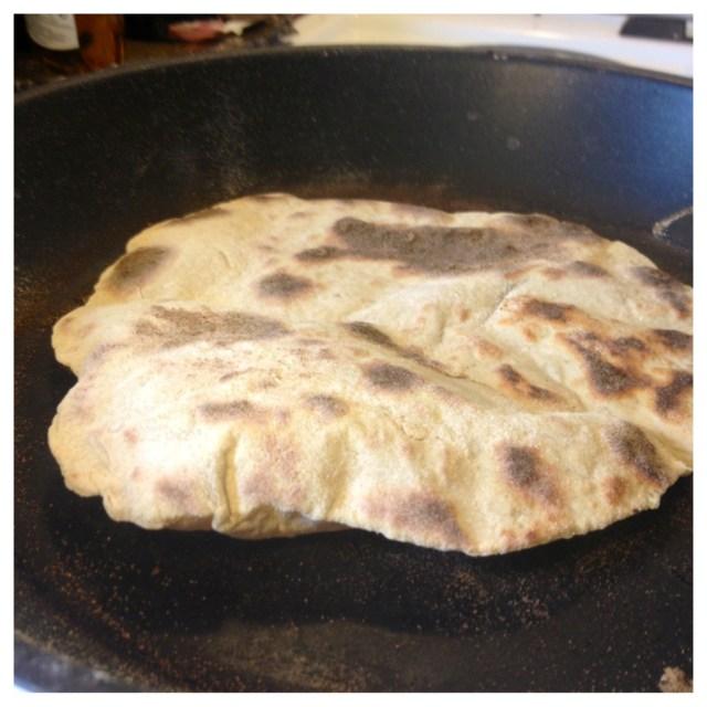 Tunnbröd med Bovete & potatis (glutenfritt, mjölkfritt, äggfritt, jästfritt)4