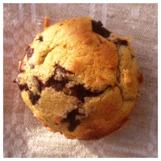 Hälsosamma bananmuffins med blåbär och bovete (gluten, mjölk och sockerfria)