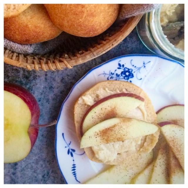 Detox-scones glutenfritt, vegan2
