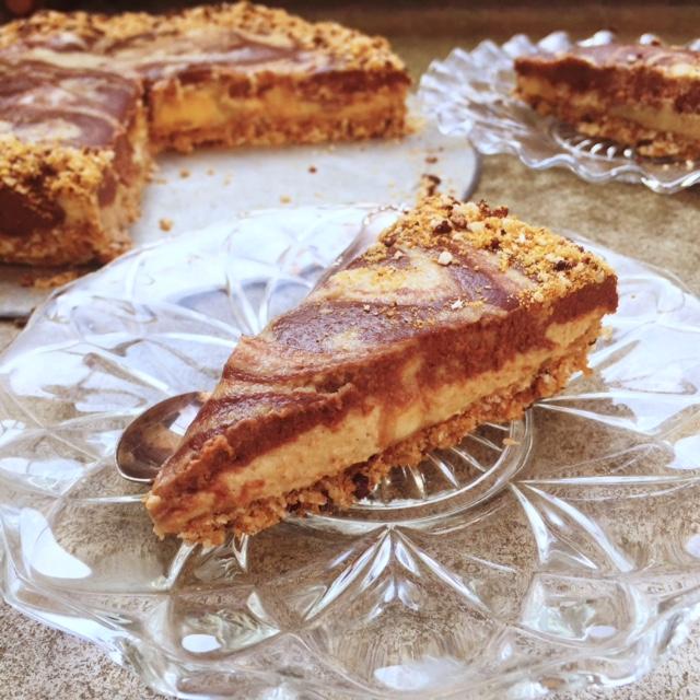 Raw Banoffee Cheesecake 2