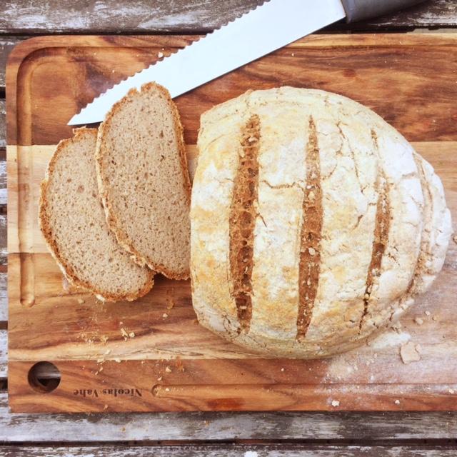 glutenfritt bröd recept bovete
