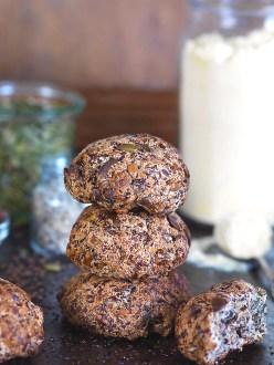 Glutenfria fröbullar (vegan, glutenfritt)