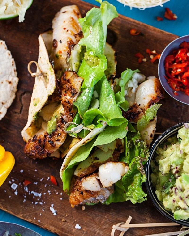 Fisktacos fish tacos