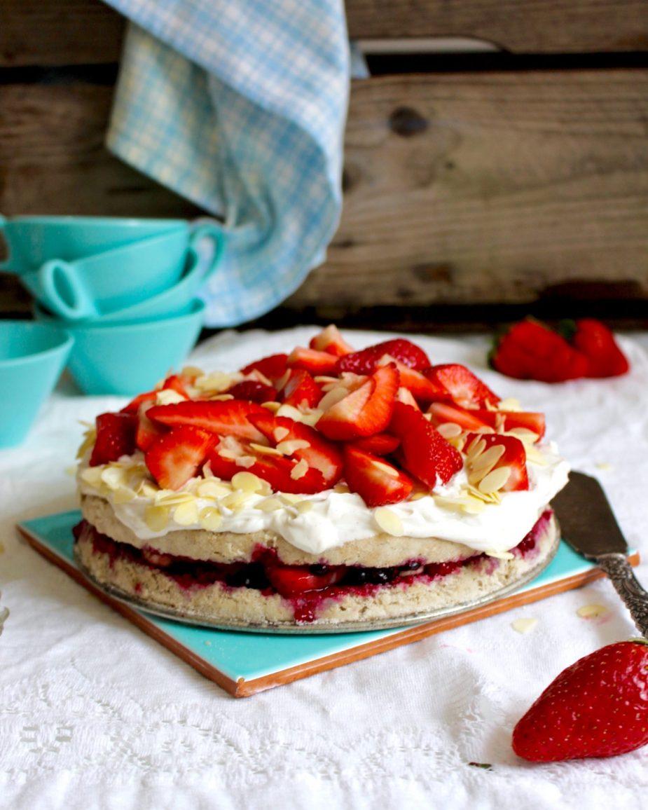 Tårtbotten, glutenfri, vegan