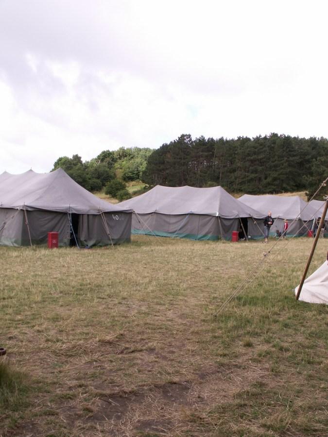 Ø-lejr – for let øvede