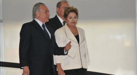 #Cerimônia de posse de novos ministros, no Palácio do Planalto