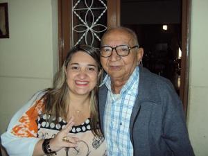 Aline e Raul Cajueiro