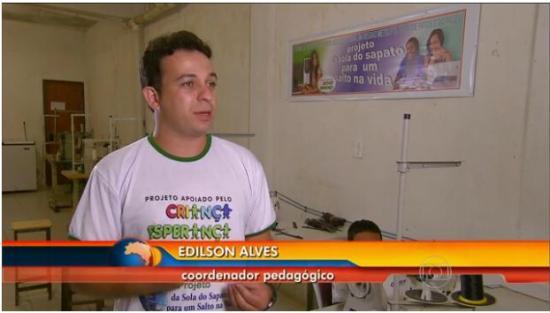 Clique na imagem e veja reportagem do Bom dia Brasil, da Rede Globo