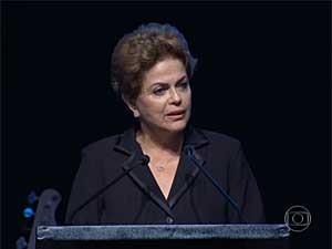 Dilma viajará aos Estados Unidos no sábado para visita oficial de 4 dias (Foto: Reprodução / TV Globo)