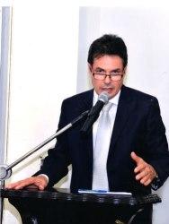 O Presidente da UVP, Josinaldo Barbosa