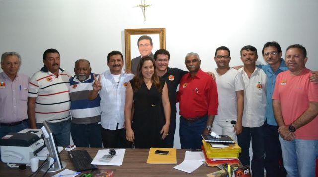 Prefeito e vereadores de Serra Talhada confirmam apoio a Manoel ...