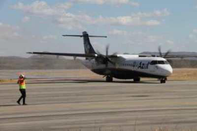 Paulo Câmara diz acreditar que aeroporto de ST entra em operação no primeiro semestre