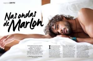 Produção e Styling. Marlon Teixeira em especial Garotos. Capricho - Outubro/2014