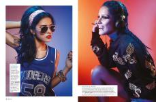 Produção de Moda e Estilo Editorial 'Diva do Funk' - Capricho - Março/2015