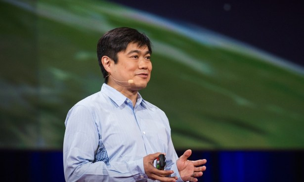 From TED2014, Joi Ito (now director of MIT Media Lab) talk about safecast project
