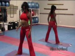 Sexy Gym workout