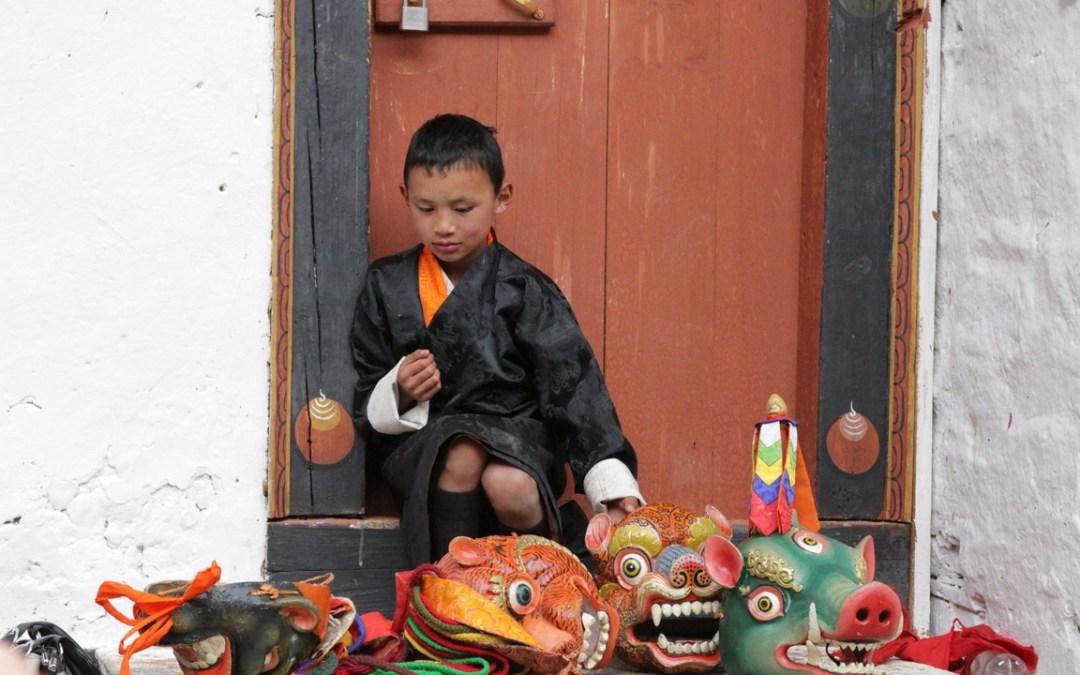 Bhoutan – Portraits et scènes de vie