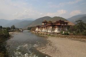 Bhoutan, Punaka