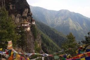 Bhoutan, Paro Taksang