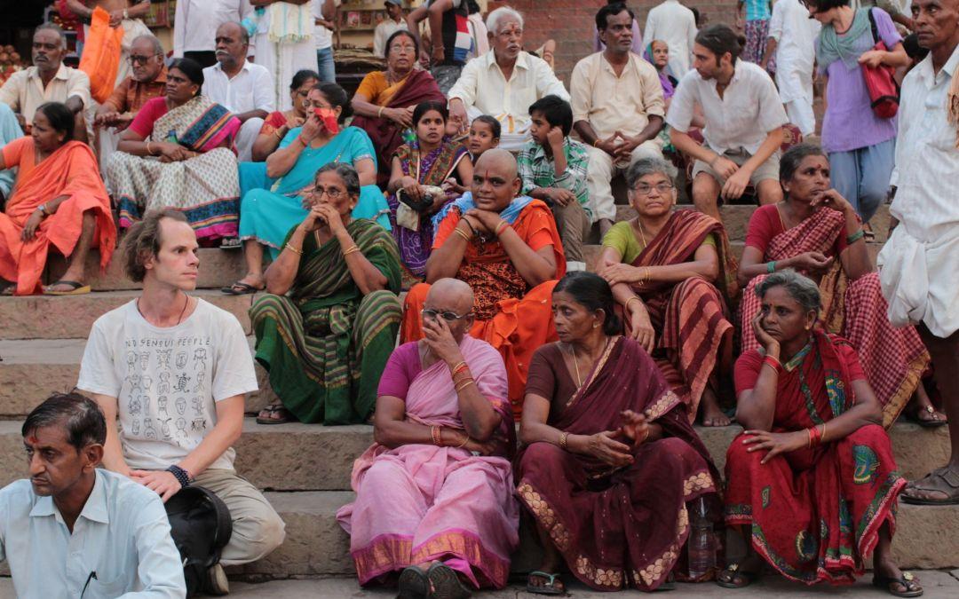 Varanasi en images