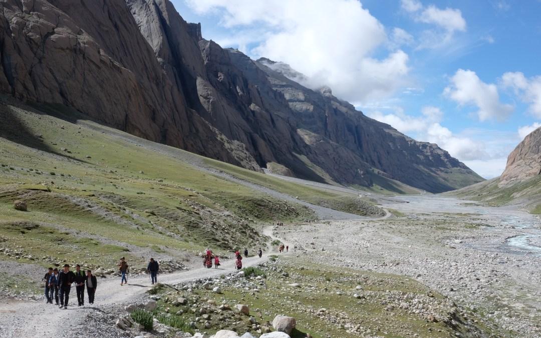 Août 2017 – Tibet, la kora du Kailash