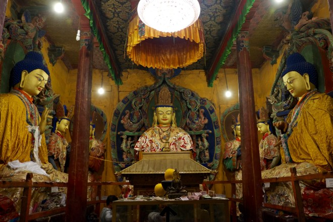 Nethang Drolma Lakhang