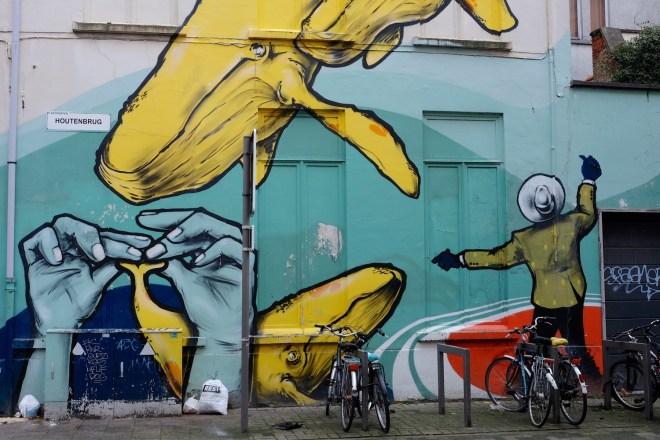 street art Anvers