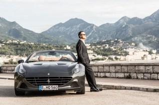 Flavio Manzoni / Vice President Design Ferrari / Medium: Ramp Magazin / Monaco 2015 / Foto: Nils Hendrik Mueller