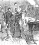 חילוץ ילדים מהורים מתעללים - הנרי ברג (1813 – 1888) היה אחד החלוצים המרכזיים במאבק לזכויות בעלי חיים באמריקה וזכה לכינוי 'המלאך במגבעת'. הוא פעל נמרצות נגד התעללות בסוסים ונגד קרבות כלבים – פעולות אשר ייחסו לו שנאה כלפי בני אדם (משום שפגע בפרנסת העגלונים ומפעילי הקרבות). ברג היה נתון תחת מתקפה תקשורתית וחברתית ואף תחת איומים על חייו, אך המשיך בפועלו. בנוסף, הקים את הארגון הראשון בעולם נגד התעללות בילדים.
