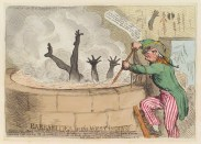 מראות קשים שפרסמה התנועה לשחרור העבדים במטרה לעורר הציבור לזוועות מוסד העבדות - 1791