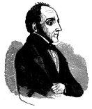 """לואיס גומפרץ - טבעוני מהמאה ה-19 היה ממציא יהודי אנגלי –  חלוץ בקידום זכויות בעלי חיים. פעל נמרצות למען שחרור בע""""ח בעולם בו עבדות בני אדם הייתה עדיין חוקית."""