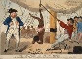 מראות קשים שפרסמה התנועה לשחרור העבדים במטרה לעורר הציבור - 1792