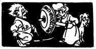 """פסיכוזופיליה - קריקטורה משנת 1909 - הנשים המסוכנות מאיימות בחרב על הרופא המבוהל וחסר האונים. במאה ה-19, ניטש קרב על דעת הציבור בין התנועה נגד ניסויים בבע""""ח (שהורכבה בעיקר מנשים) לבין המדענים שביצעו את הניסויים. בניסיון לבלום את אהדת הציבור לתנועה נגד ניסויים בבע""""ח, המציאו המדענים מחלת נפש נשית בשם פסיכוזופיליה המייחסת טירוף דעת לנשים, וגם לגברים עם """"מוח נשי"""", המביעים דאגה לבעלי חיים."""